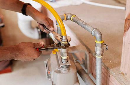 Verificarea instalatiilor de utilizare gaze naturale